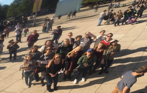 Lemont's art club takes a trip to the Chicago Art Institute
