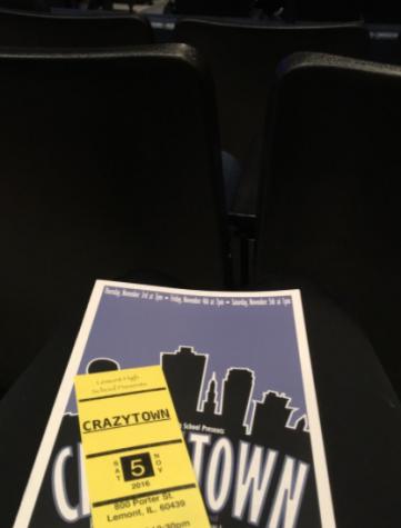 """""""Crazytown"""" brings laughs"""