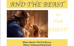 NEHS hosts trip to watch Beauty and the Beast.