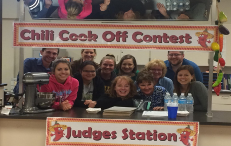 Culinary Arts competes in Chili Cook-off: A photo journal
