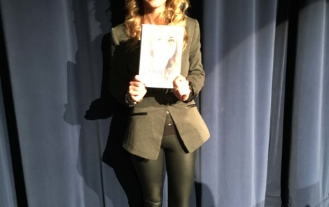 Author Paige Rawl inspires students with her story