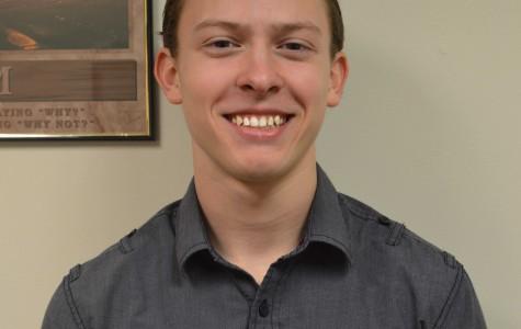 Chris Thompson to run track at The University of Iowa