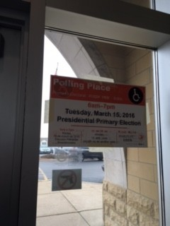 Illinois primary draws concerned voters