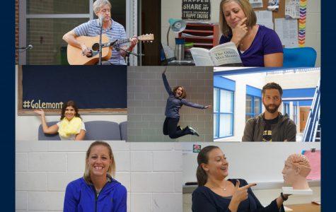 LHS welcomes an array of new teachers