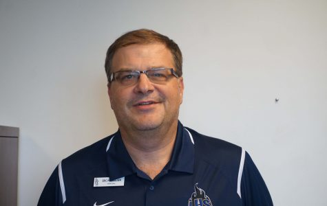 Principal coaches his way to Athletic Hall of Fame