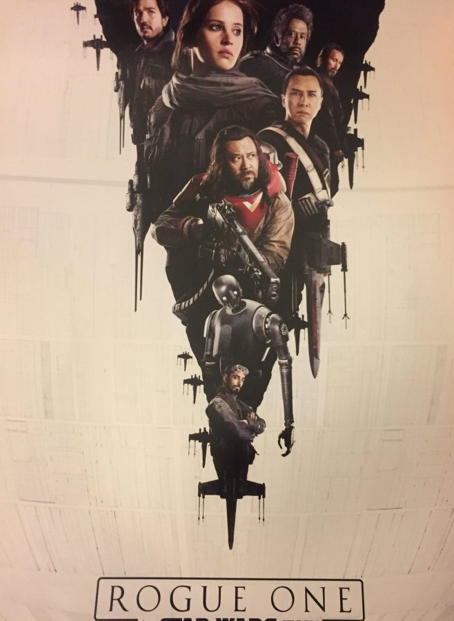 Rogue One blasts into the box office