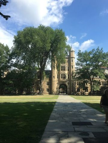 Touring college possibilities: A photo journal