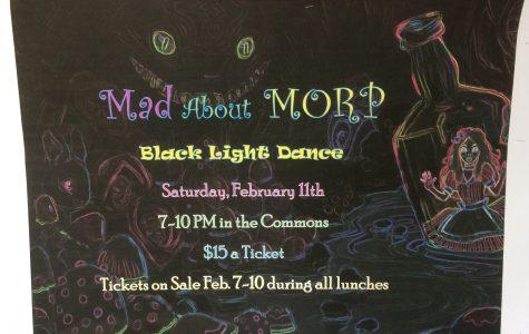 Black light dance to be held in Wonderland