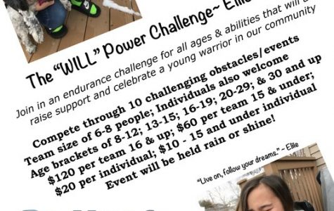 Celebrating the second annual WILL Power Challenge