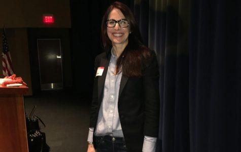 Peternelle van Arsdale visits LHS