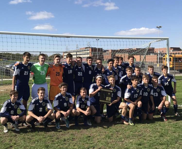 Boys' soccer kicks it into gear