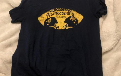 New take on homecoming shirts