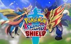 Nintendo's latest installments to the Pokémon franchise: Pokémon Sword and Pokémon Shield