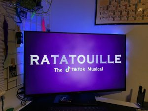 Ratatouille: The TikTok Musical aired on January 1, 2021 and was available to stream for 72 hours. The virtual musical raised over $1.9 million for The Actors Fund.