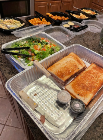 The Lemontster Tap House meal deal is full of variety to feed large amounts of people with different tastes. This massive wave of food is only $60 and is only available for a limited amount of time.