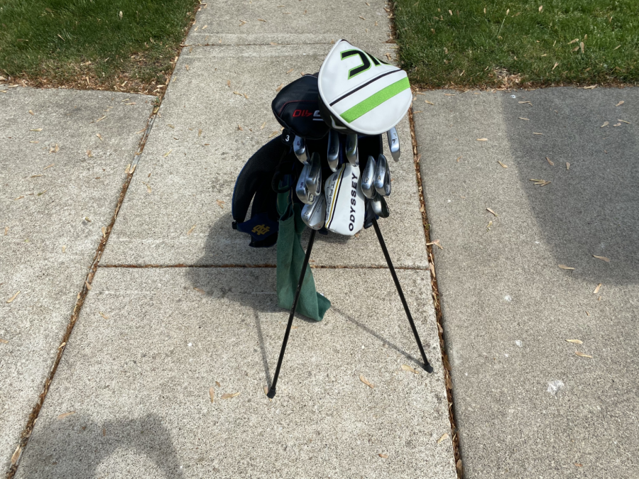 As school ends, golfing is a great way to get outside, and hang out with friends and exercise. You can go out and play competitively with your friends or just play for fun depending on what type of player you are.