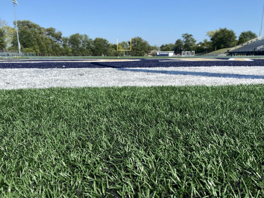 Field that the game took place on. After Lemonts game against Naz, they went on to beat Shepard and push their record to 3-0. The teams next game will be on Friday September 17, away against Hillcrest.