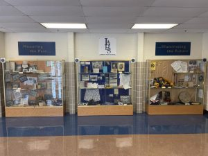 The historical archive contains artifacts from 1896 to the present day!